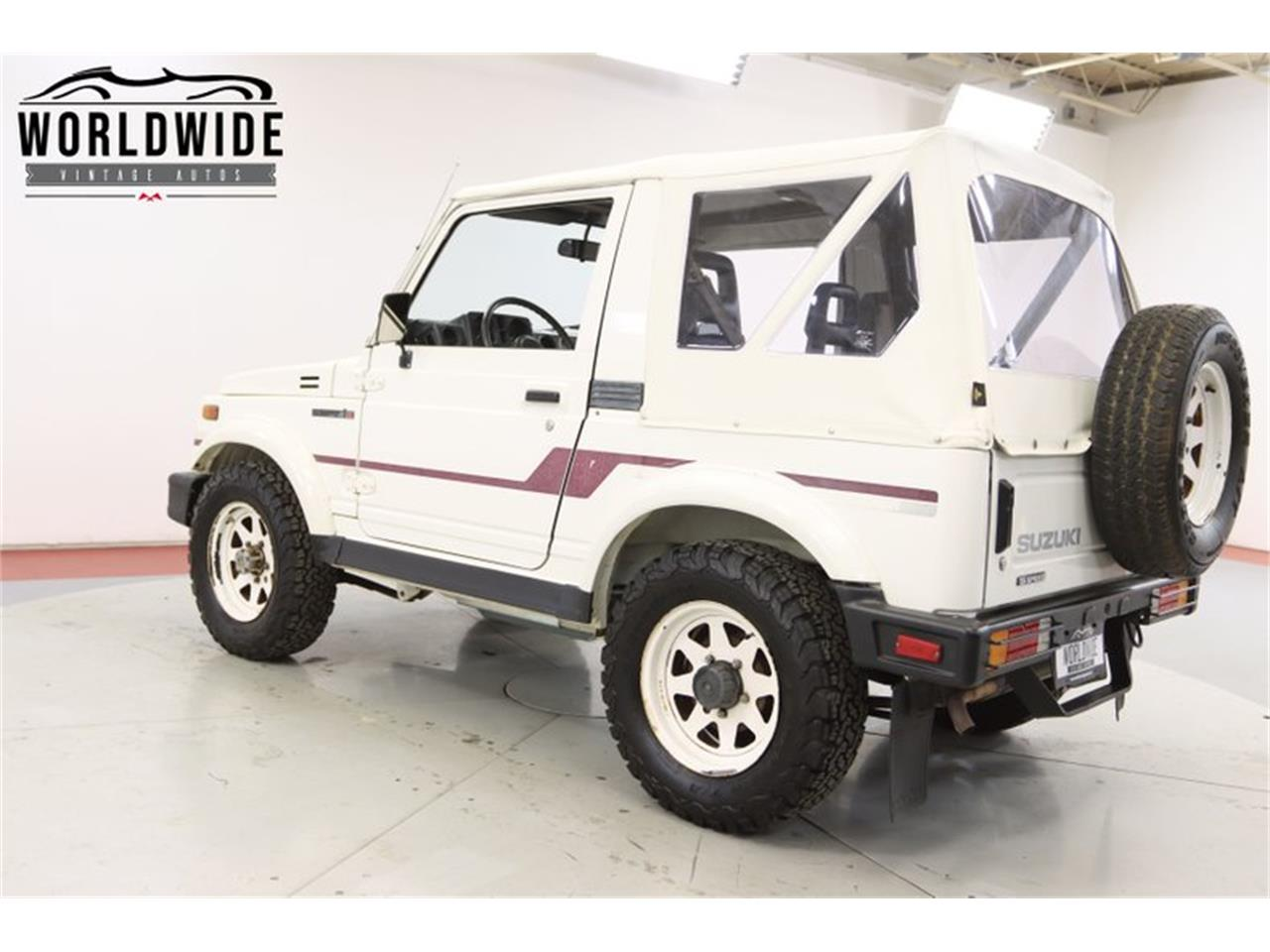 1986 Suzuki Samurai (CC-1415471) for sale in Denver , Colorado