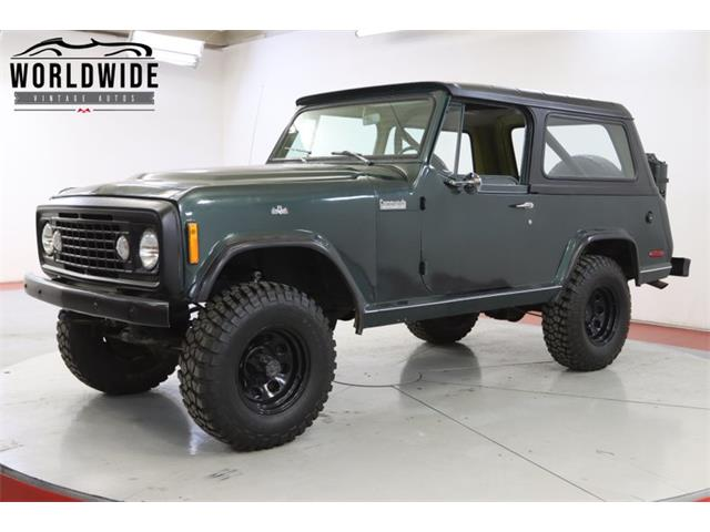 1972 Jeep Commando (CC-1415473) for sale in Denver , Colorado
