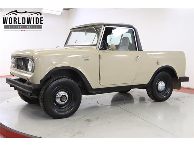 1962 International Scout (CC-1415477) for sale in Denver , Colorado