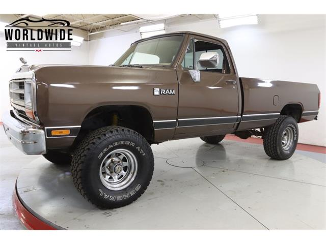 1988 Dodge 100 (CC-1415479) for sale in Denver , Colorado
