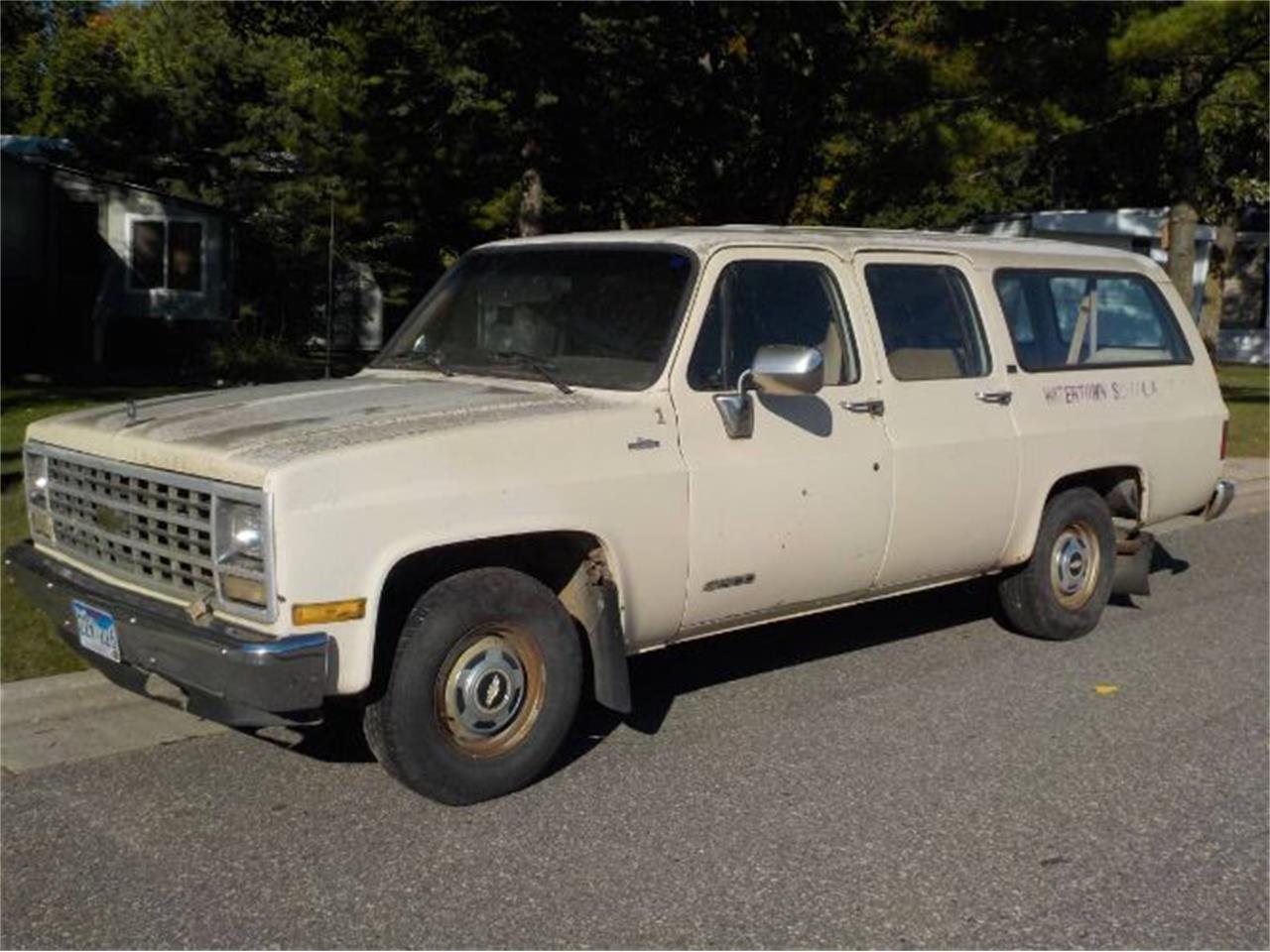 1991 Chevrolet Suburban (CC-1410548) for sale in Cadillac, Michigan