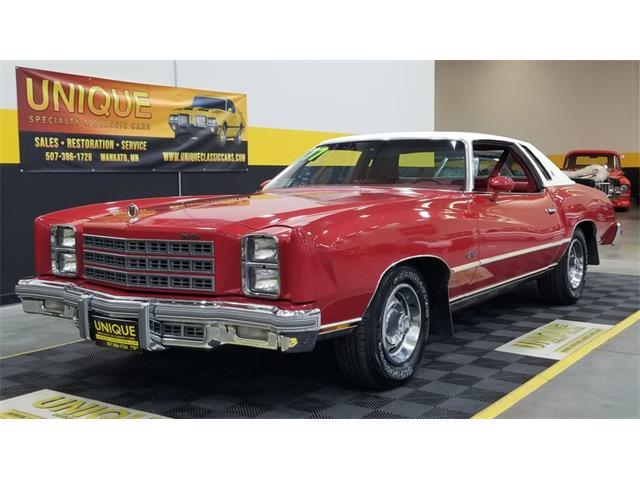 1977 Chevrolet Monte Carlo (CC-1415483) for sale in Mankato, Minnesota