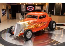 1933 Ford 3-Window Coupe (CC-1415485) for sale in Plymouth, Michigan