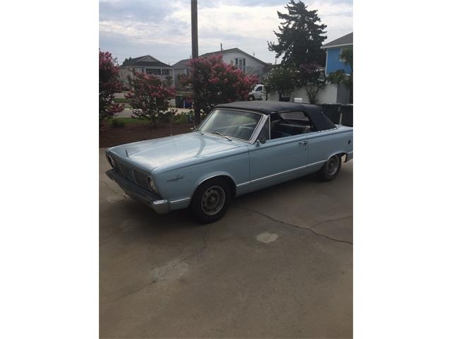 1966 Plymouth Valiant (CC-1415500) for sale in Greensboro, North Carolina