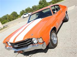 1972 Chevrolet Chevelle (CC-1415503) for sale in O'Fallon, Illinois
