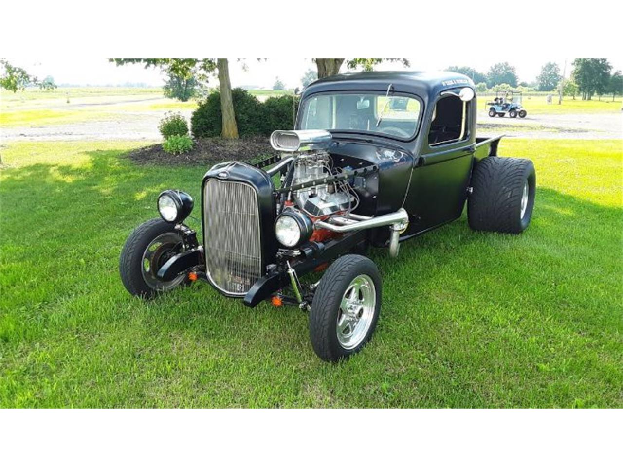 1936 Dodge Custom (CC-1410552) for sale in Cadillac, Michigan