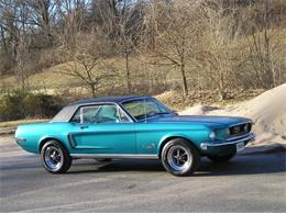 1968 Ford Mustang (CC-1415526) for sale in Geneva, Illinois