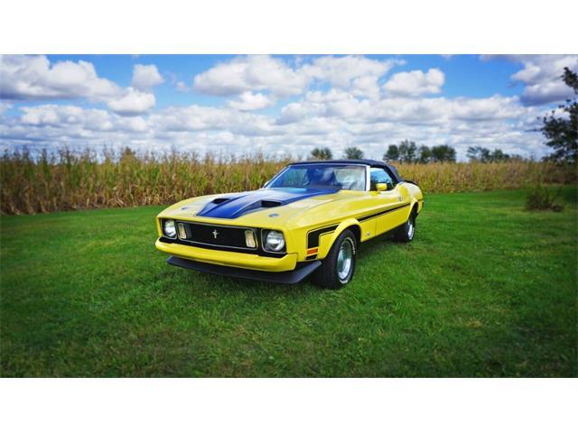 1973 Ford Mustang (CC-1410553) for sale in Clarence, Iowa
