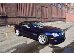 2007 Mercedes-Benz SL600 (CC-1415533) for sale in Wallingford, Connecticut