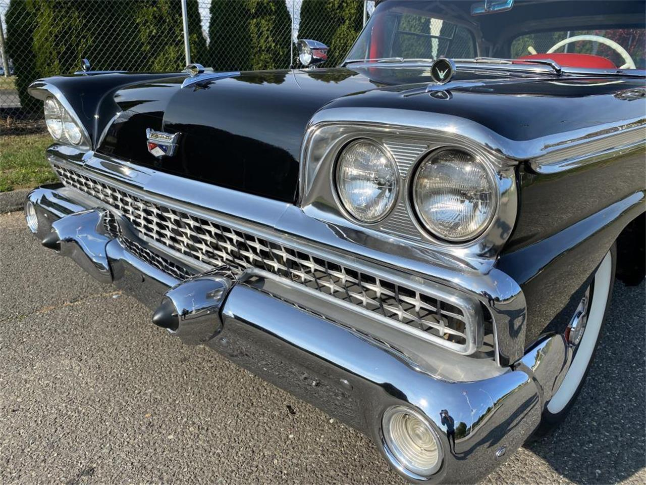 1959 Ford Fairlane (CC-1415534) for sale in Milford City, Connecticut