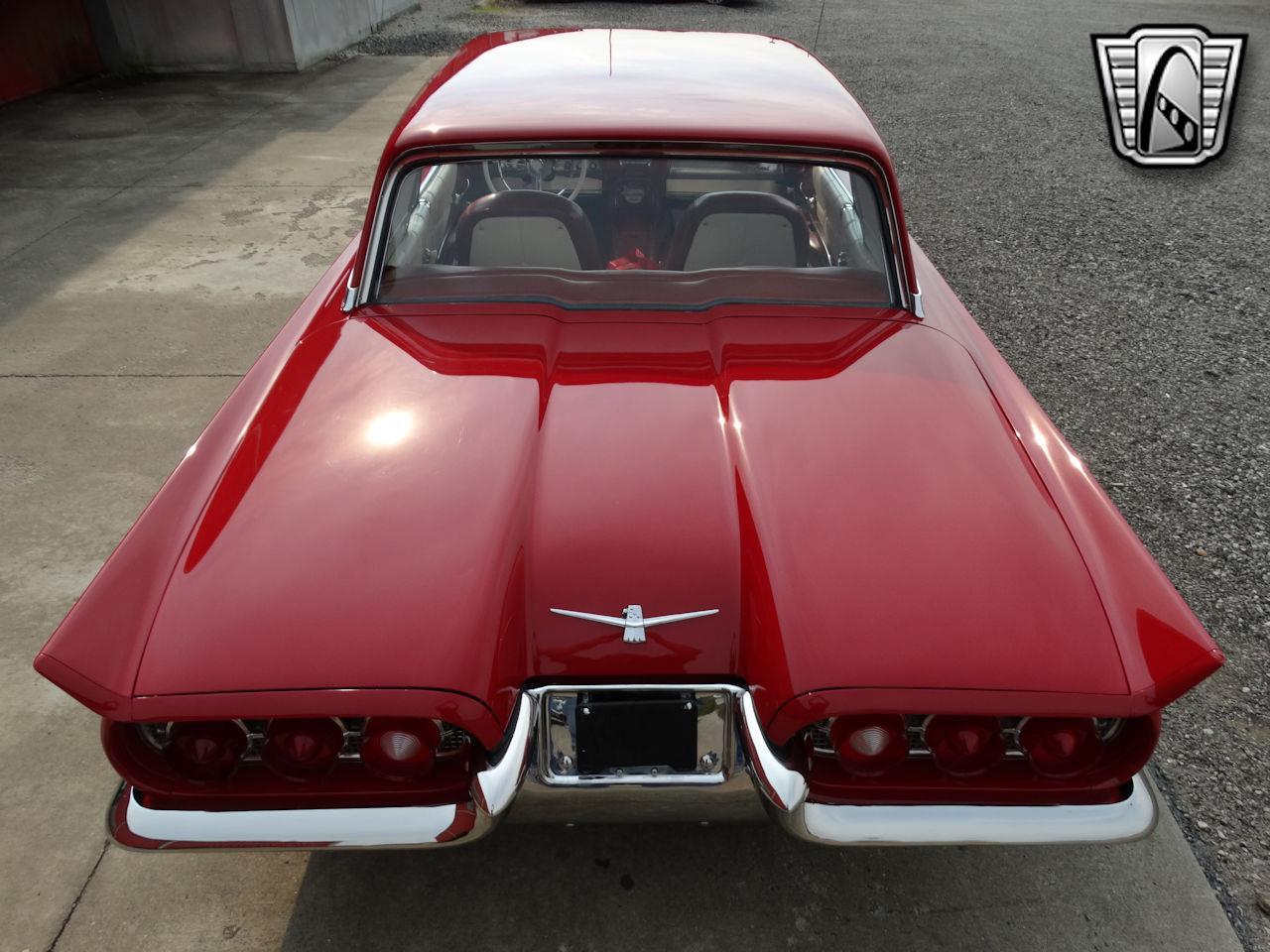 1960 Ford Thunderbird (CC-1415535) for sale in O'Fallon, Illinois