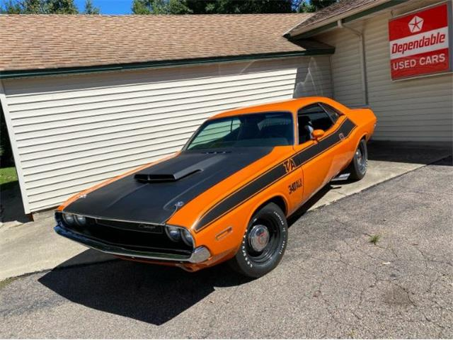 1970 Dodge Challenger (CC-1410554) for sale in Cadillac, Michigan