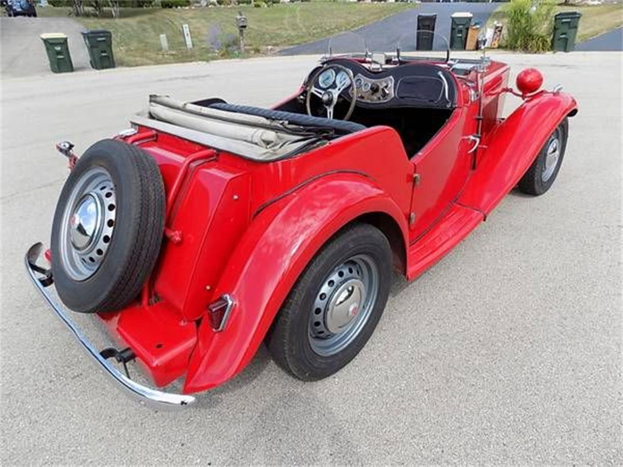 1952 MG TD (CC-1410555) for sale in Cadillac, Michigan