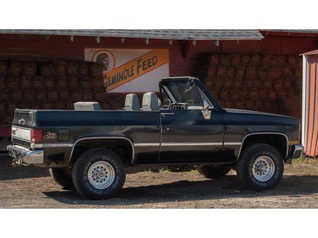 1985 GMC Jimmy (CC-1415552) for sale in Aiken, South Carolina