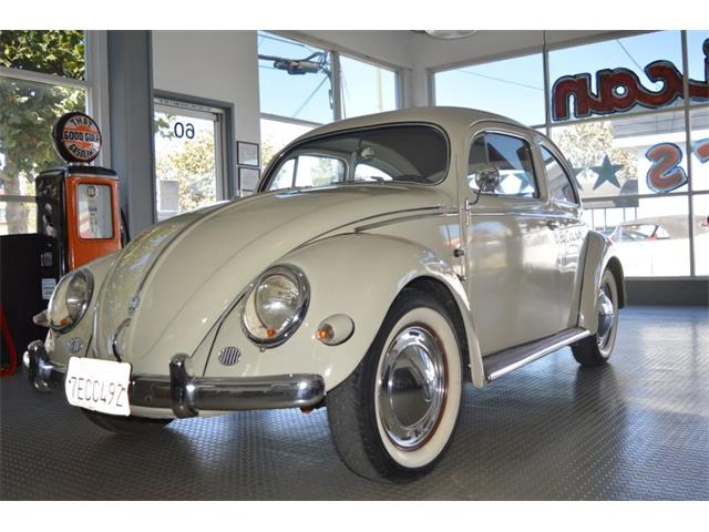 1957 Volkswagen Beetle (CC-1415560) for sale in San Jose, California