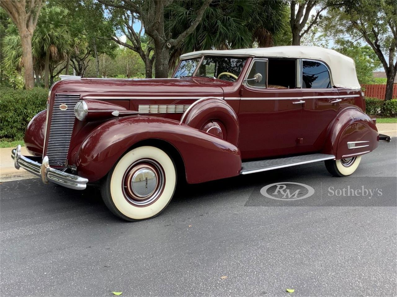 1937 Buick Roadmaster (CC-1415564) for sale in Hershey, Pennsylvania