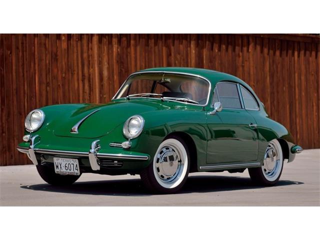 1965 Porsche 356C (CC-1415566) for sale in Carrollton, Texas
