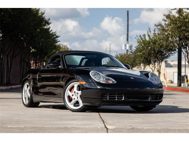 2002 Porsche Boxster (CC-1415582) for sale in Houston, Texas