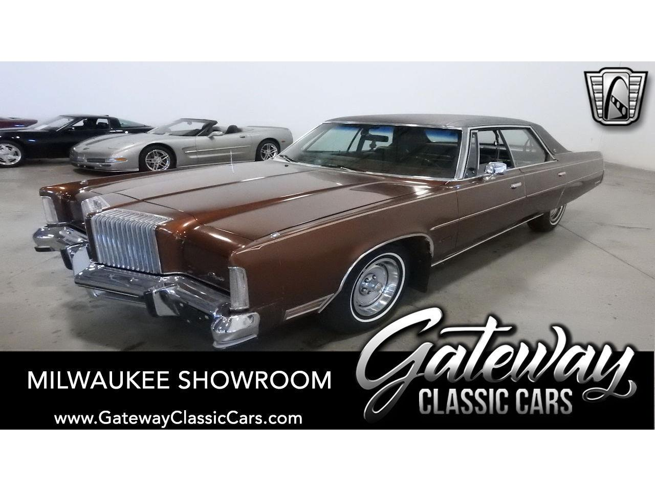 1977 Chrysler New Yorker (CC-1415585) for sale in O'Fallon, Illinois