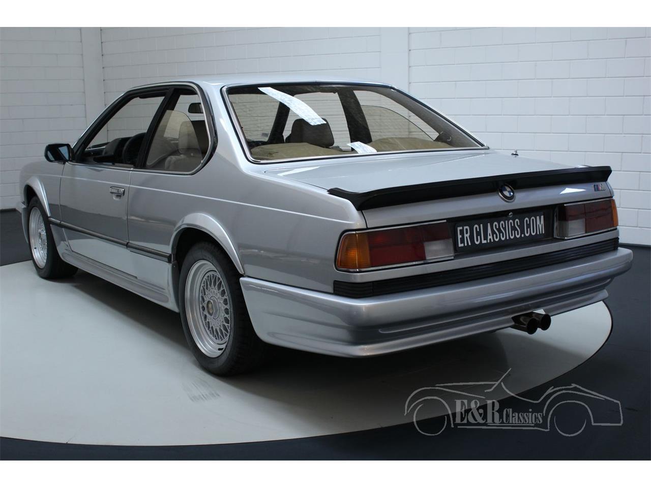 1984 BMW 635csi (CC-1415586) for sale in Waalwijk, Noord Brabant