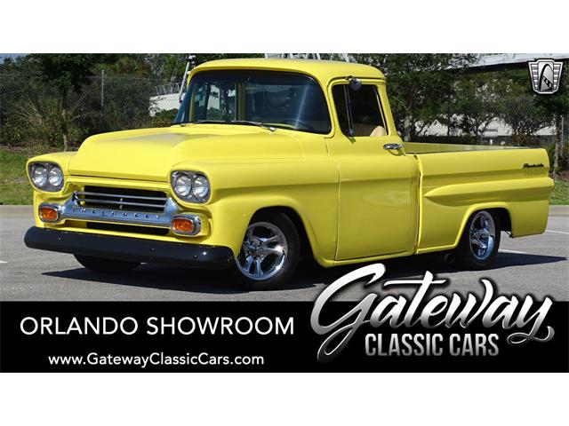 1958 Chevrolet Apache (CC-1415588) for sale in O'Fallon, Illinois