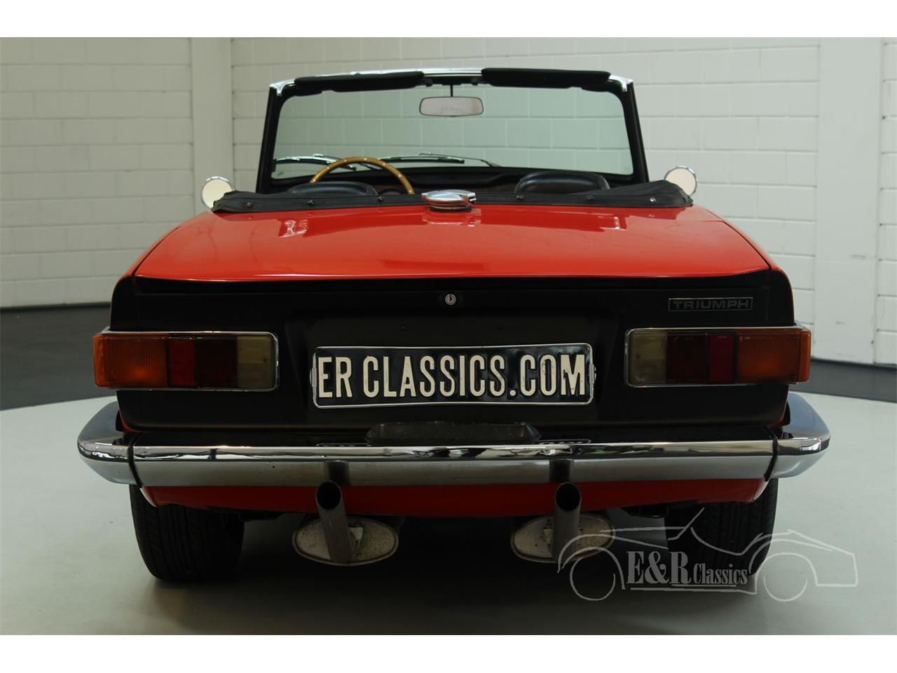 1970 Triumph TR6 (CC-1415591) for sale in Waalwijk, Noord-Brabant