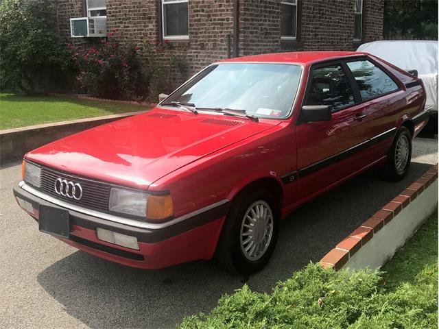 1986 Audi Coupe GT (CC-1415598) for sale in Yonkers, New York