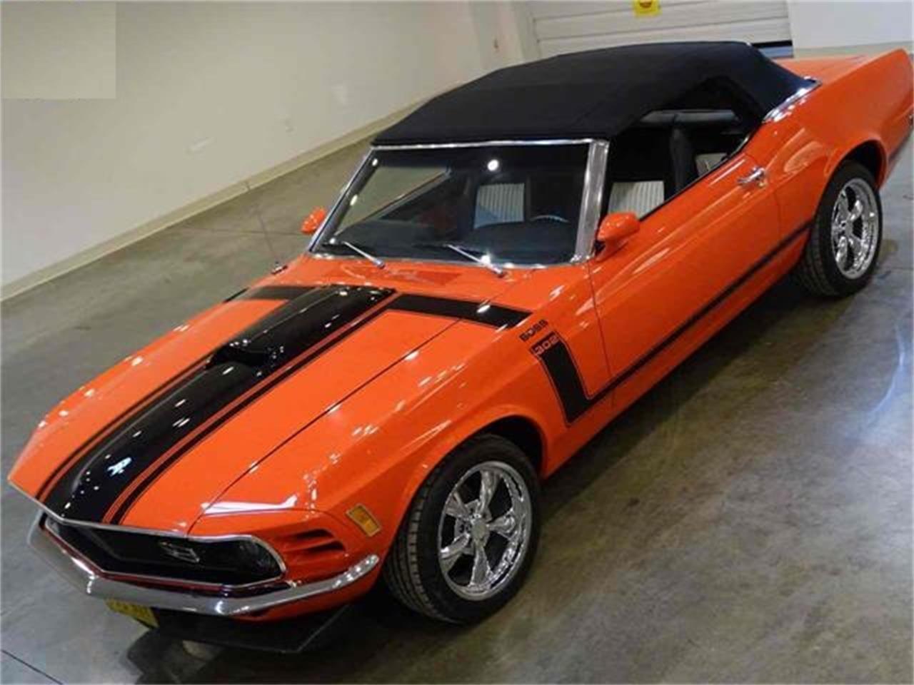 1970 Ford Mustang (CC-1415607) for sale in Marietta, Georgia