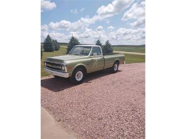 1970 Chevrolet C20 (CC-1410561) for sale in Cadillac, Michigan
