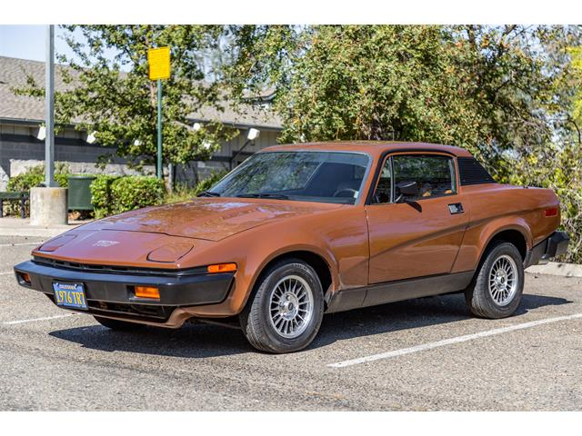 1976 Triumph TR7 (CC-1415617) for sale in Folsom, California