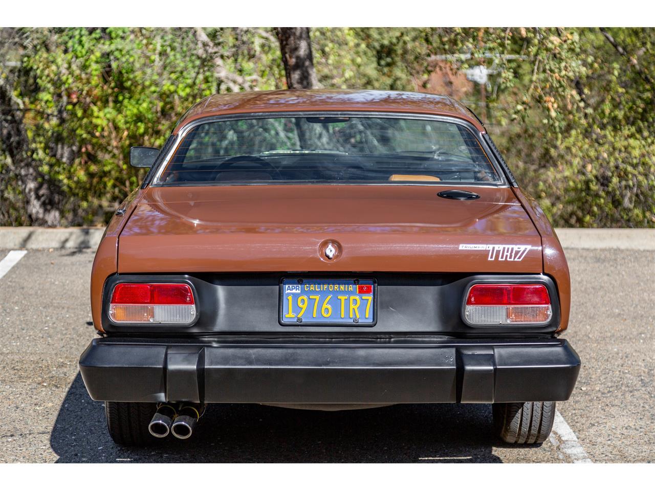 1976 Triumph TR7 (CC-1415617) for sale in Folsom, California