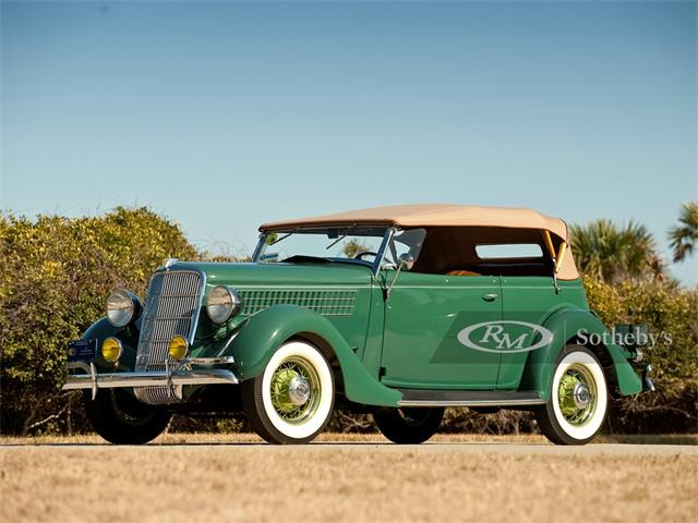 1935 Ford Custom (CC-1415622) for sale in Hershey, Pennsylvania