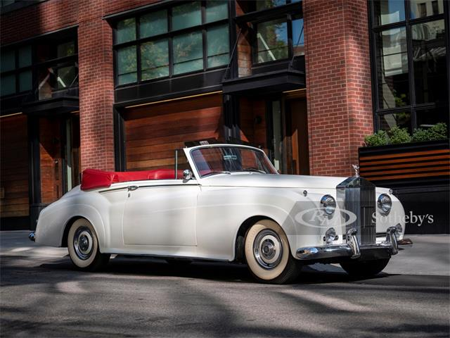 1961 Rolls-Royce Silver Cloud II (CC-1415626) for sale in Hershey, Pennsylvania