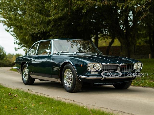 1972 Maserati Mexico (CC-1415629) for sale in London, United Kingdom