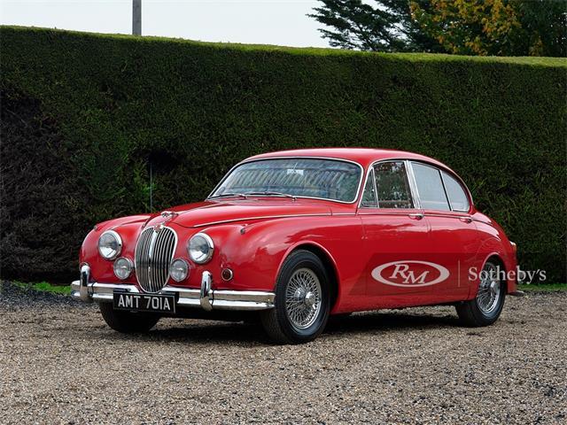 1962 Jaguar Mark II (CC-1415631) for sale in London, United Kingdom