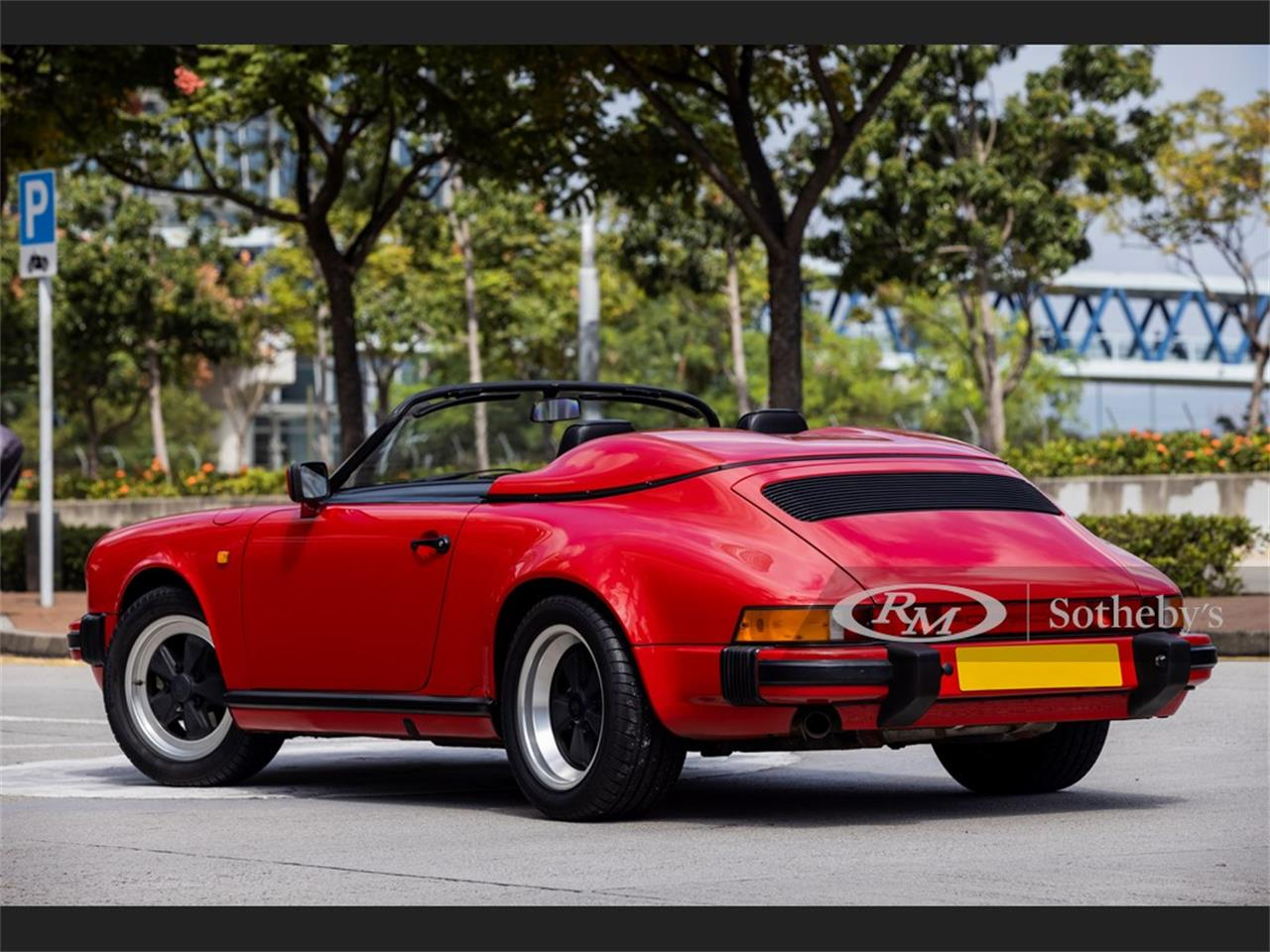 1989 Porsche 911 Speedster (CC-1415637) for sale in London, United Kingdom