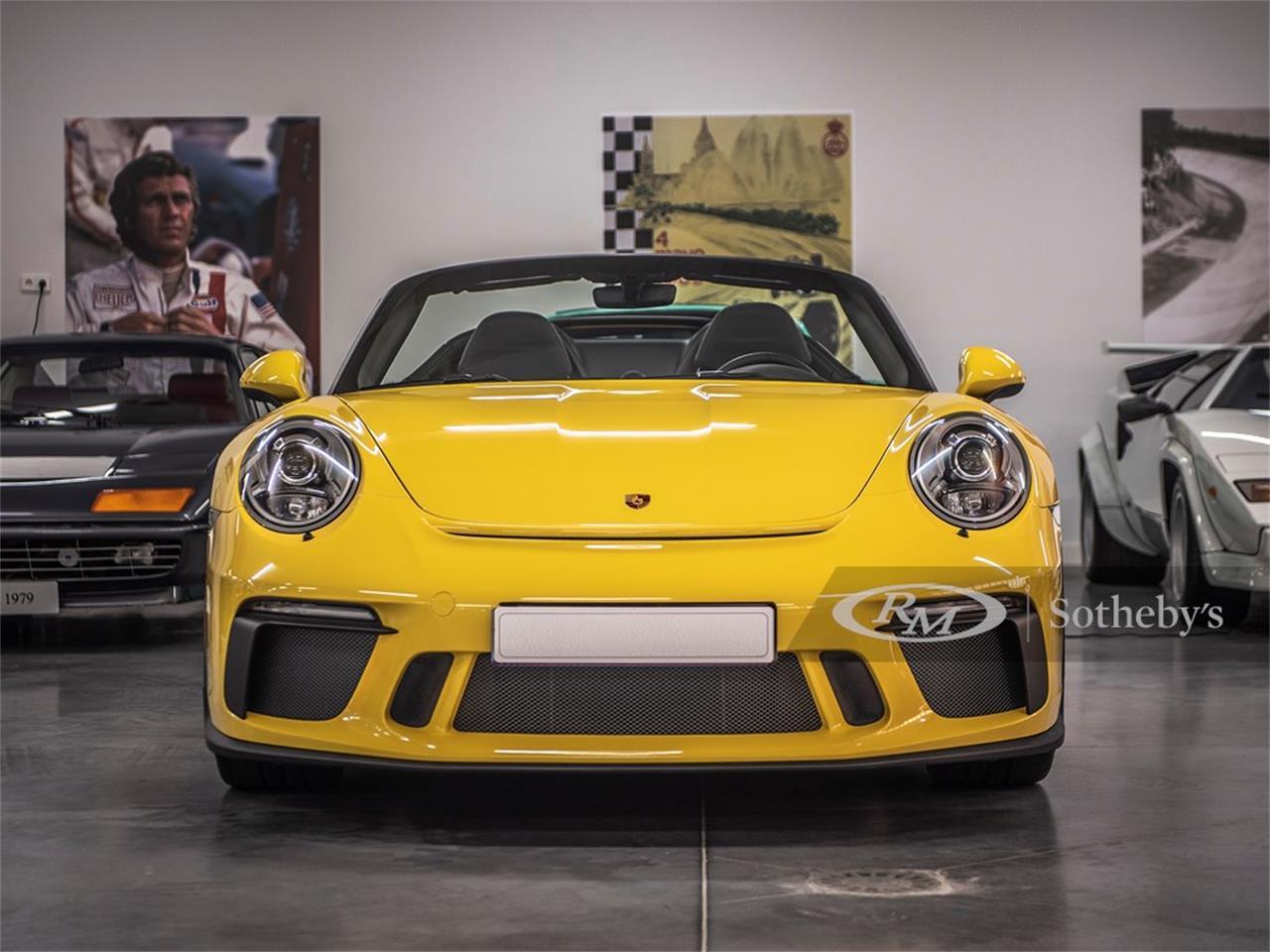 2019 Porsche 911 Speedster (CC-1415642) for sale in London, United Kingdom