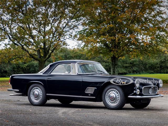 1960 Maserati 3500 (CC-1415646) for sale in London, United Kingdom