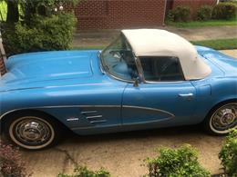 1961 Chevrolet Corvette (CC-1415650) for sale in Hampton, Virginia
