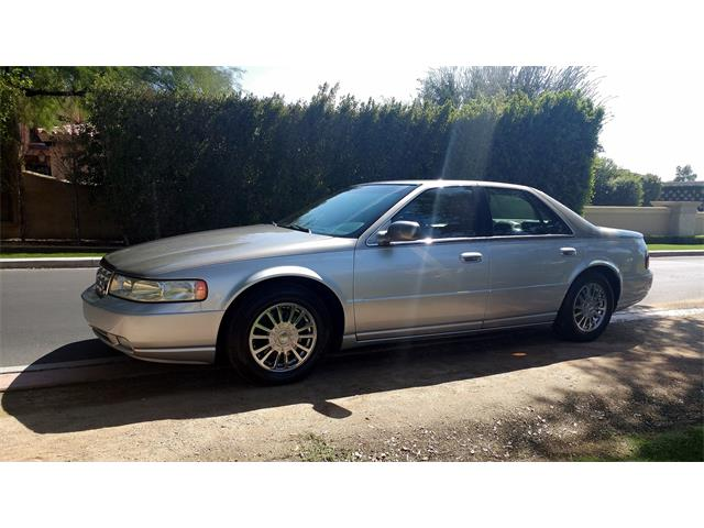 2002 Cadillac Seville (CC-1415653) for sale in Phoenix, Arizona
