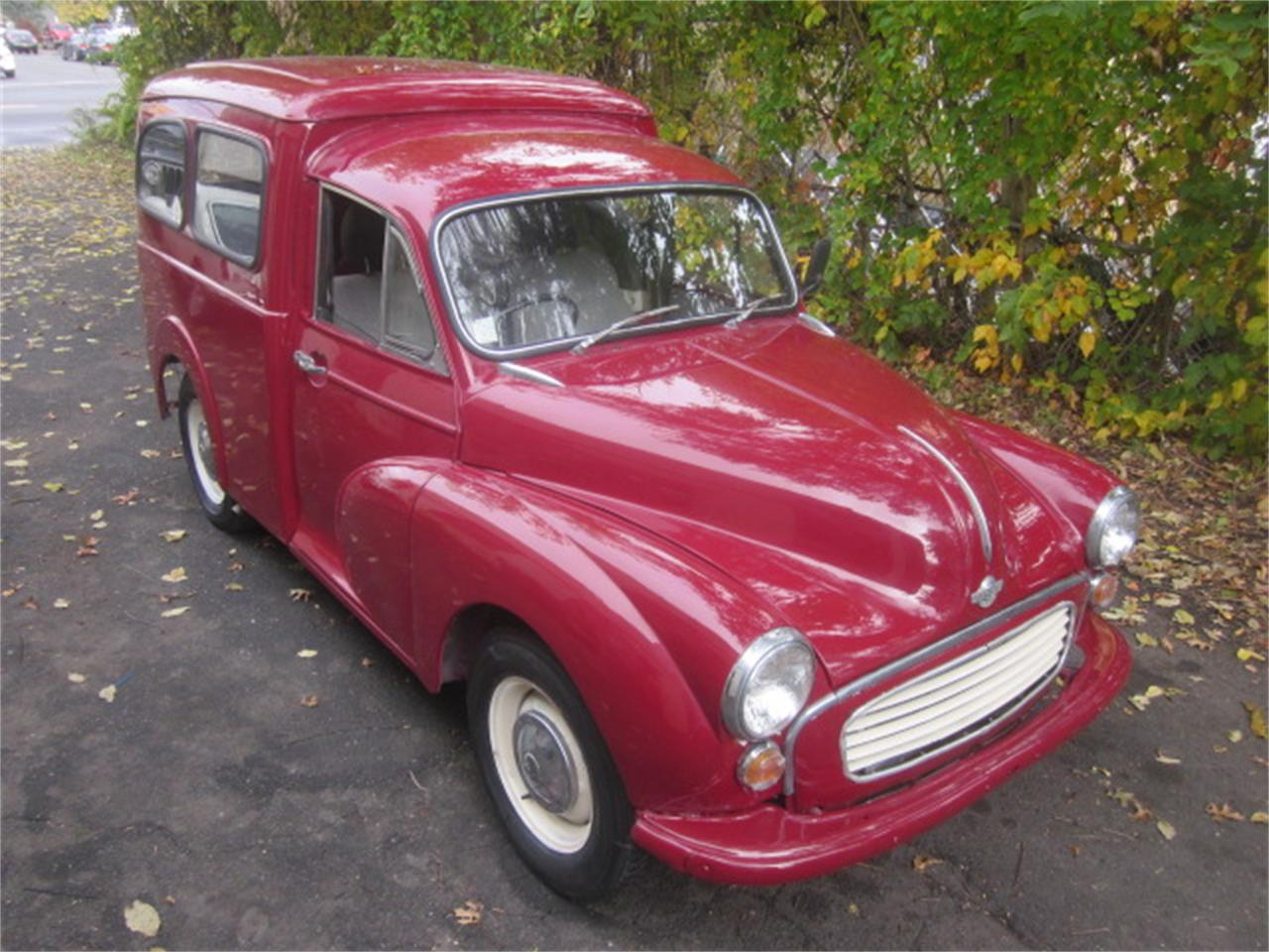 1968 Morris Minor (CC-1415656) for sale in Stratford, Connecticut