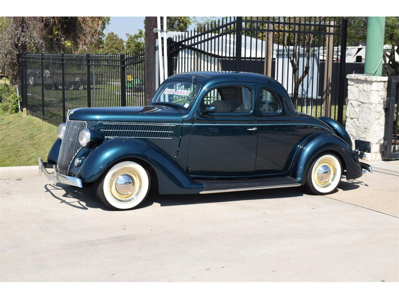 1936 Ford 5-Window Coupe (CC-1415657) for sale in Houston , Texas