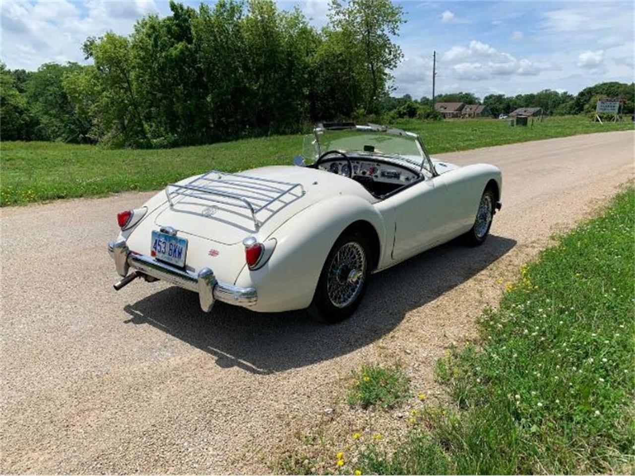 1958 MG MGA (CC-1410566) for sale in Cadillac, Michigan