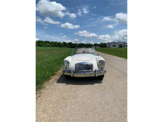 1958 MG MGA (CC-1410566) for sale in Cadillac, Michigan