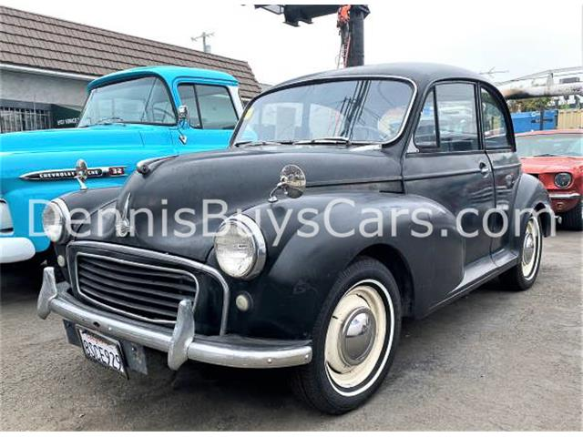 1959 Morris Minor (CC-1415666) for sale in LOS ANGELES, California