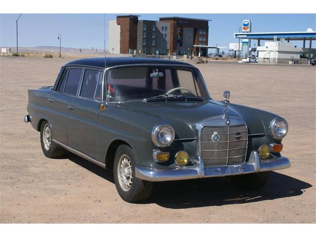 1962 Mercedes-Benz 190C Judson (CC-1415676) for sale in Phoenix, Arizona