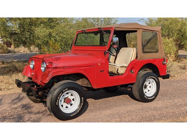 1959 Willys Jeep (CC-1415677) for sale in North Phoenix, Arizona