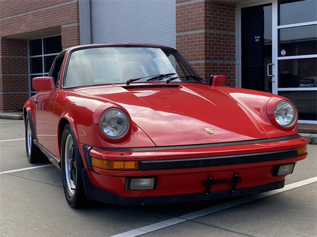 1985 Porsche 911 (CC-1415685) for sale in Buford, Georgia