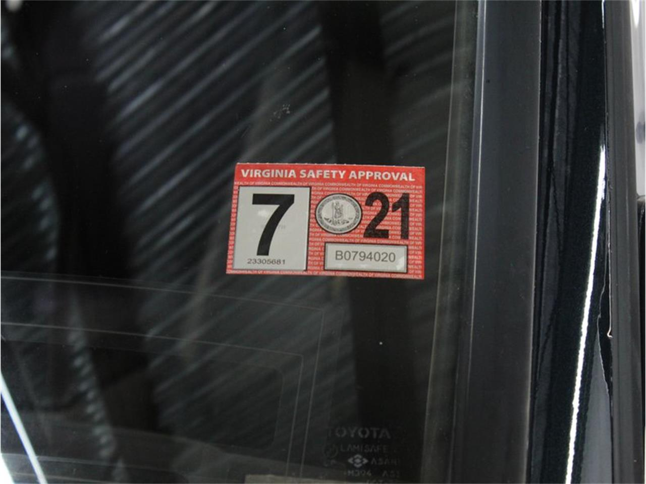 1992 Toyota Land Cruiser FJ (CC-1415692) for sale in Christiansburg, Virginia