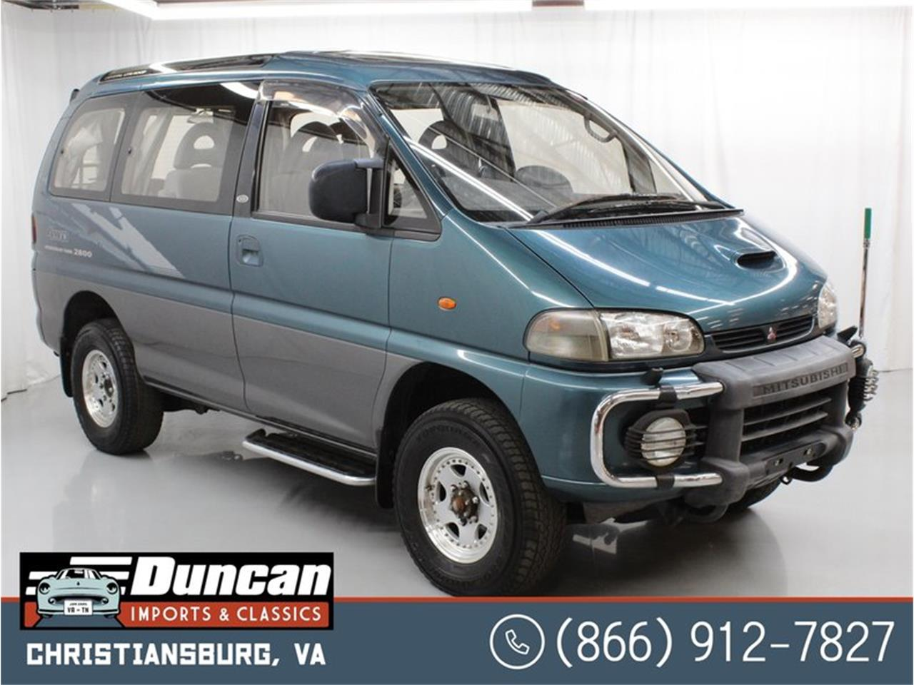 1994 Mitsubishi Delica (CC-1415695) for sale in Christiansburg, Virginia
